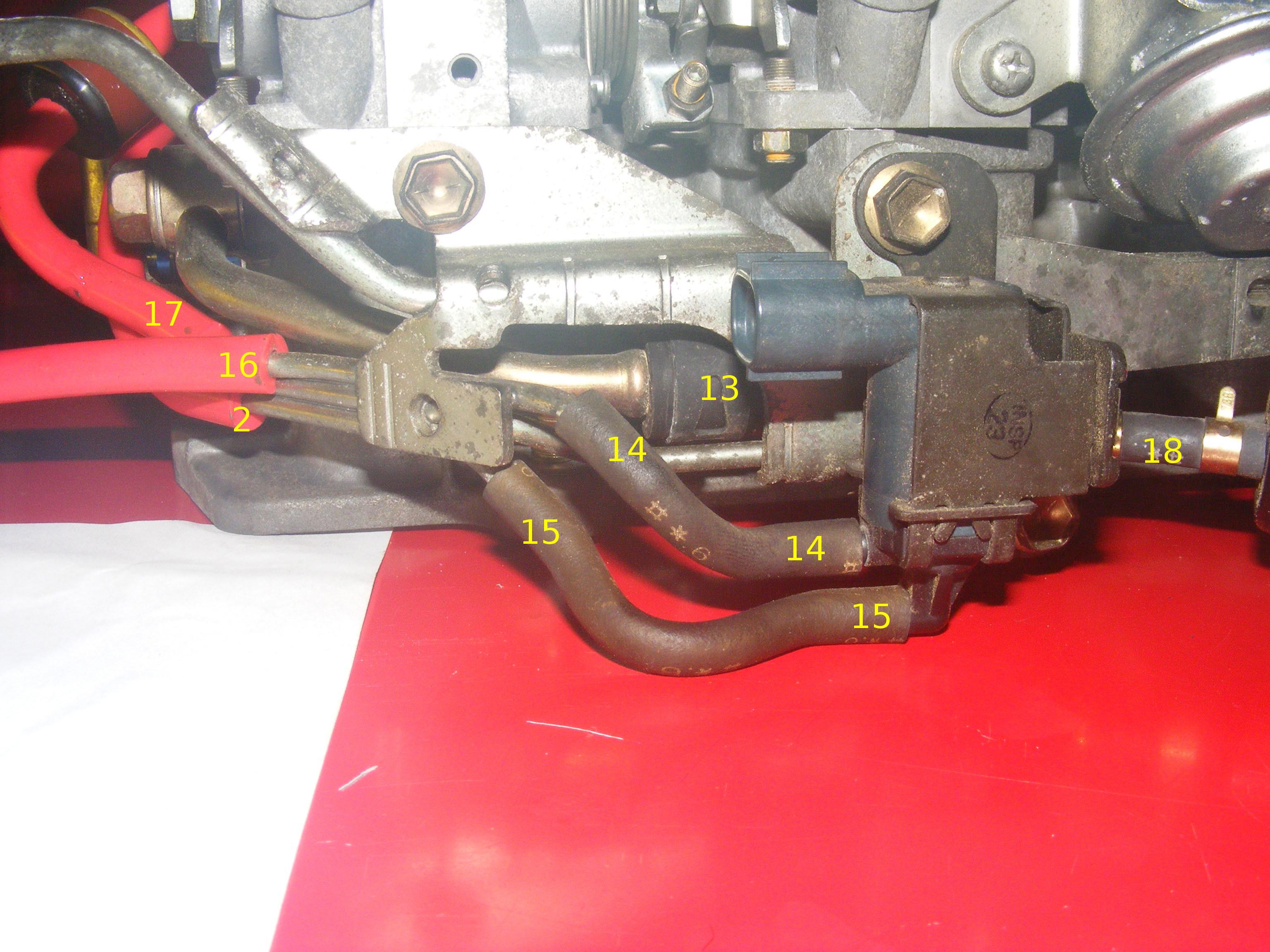 20v BT Vac Line Kit Installation