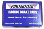Porterfield R4S HP Street and Autocross Brake Pads - Front