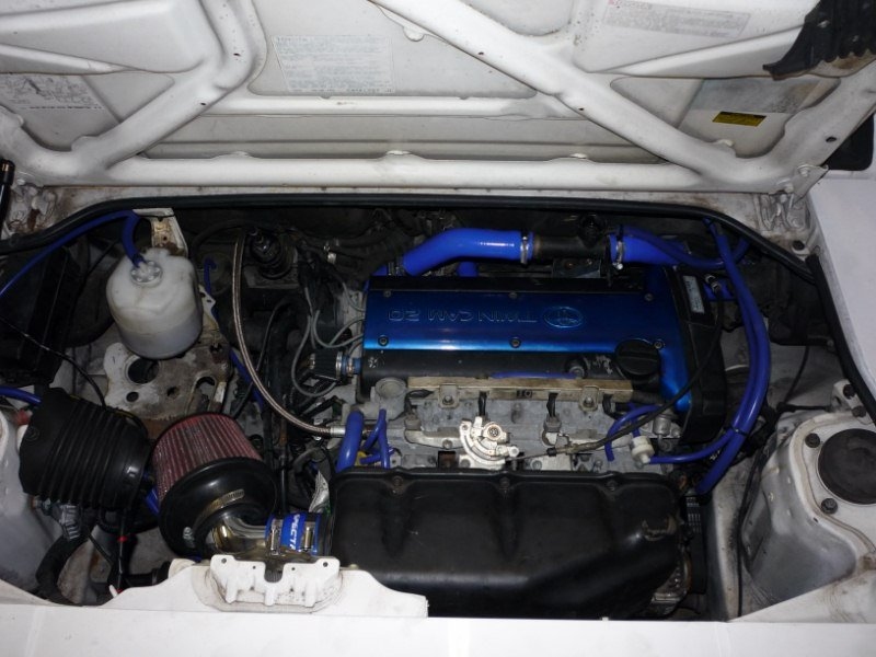 AW11 20v Custom Coolant Line Kit